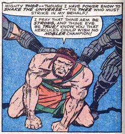 Thor 130 Hercules