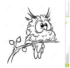 Christmas owl coloring page 11