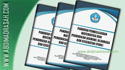 Buku Panduan Pembelajaran Matematika dan PJOK Pada SD/MI Kurikulum 2013