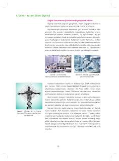 9. Sınıf Biyoloji Ders Kitabı Cevapları Netbil Yayınları Sayfa 16
