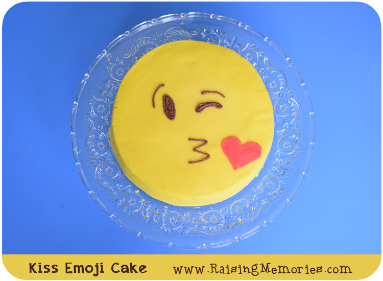 DIY Emoji Birthday Party