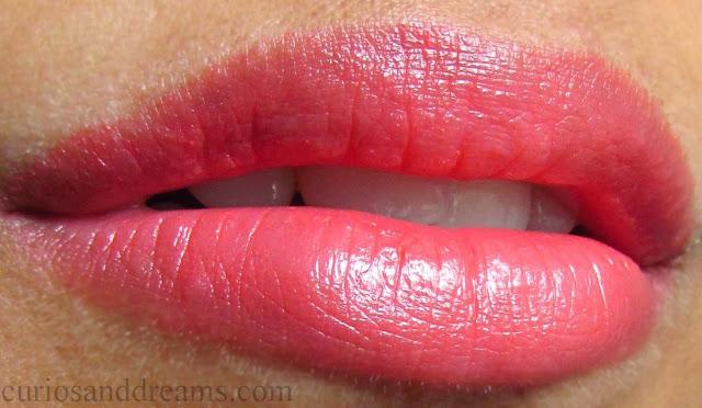 NYX Butter Lipstick review, NYX Butter Lipstick india, NYX Butter Lipstick fireball review