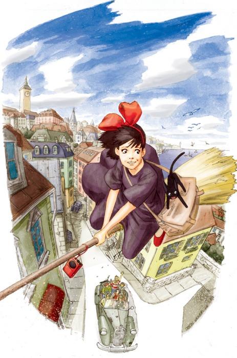 Miyazaki Fan Art