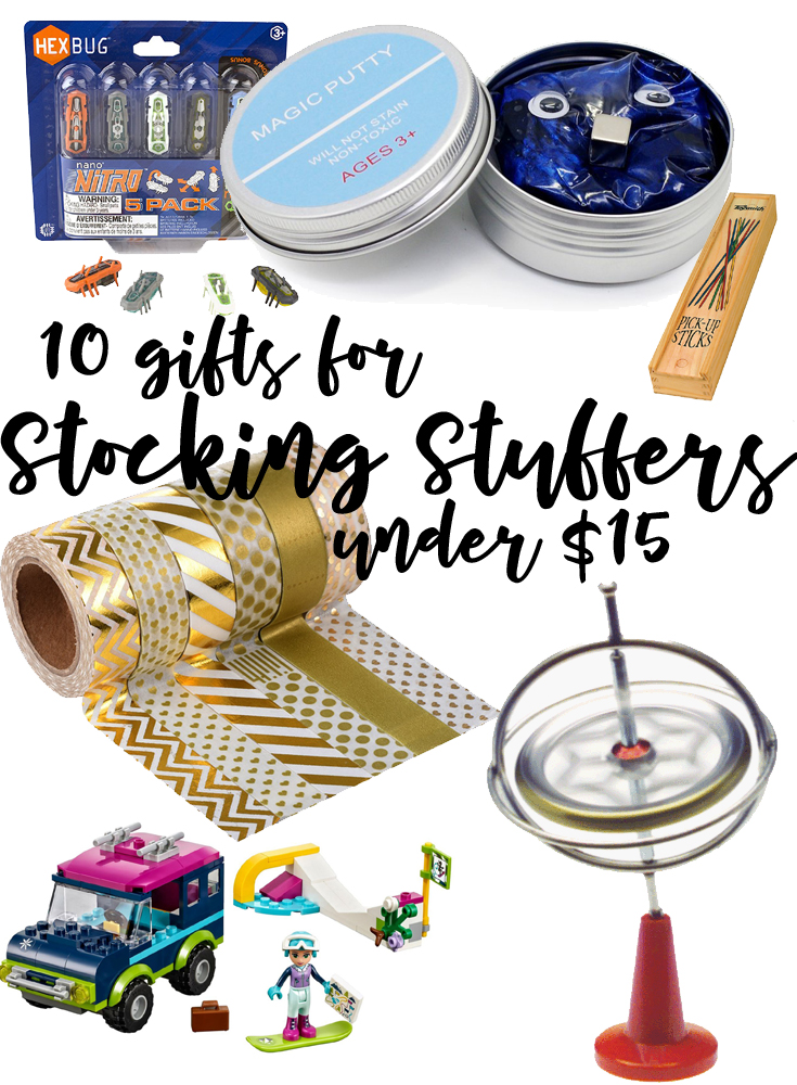 doodlecraft 10 great stocking stuffers for under 15. Black Bedroom Furniture Sets. Home Design Ideas