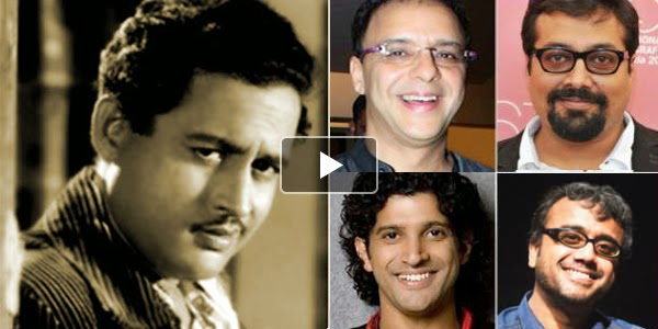 Listen to The Unforgettable Guru Dutt songs on Raaga.com