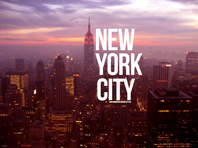 New York city night travel wallpaper nyc skyline buildings images pictures