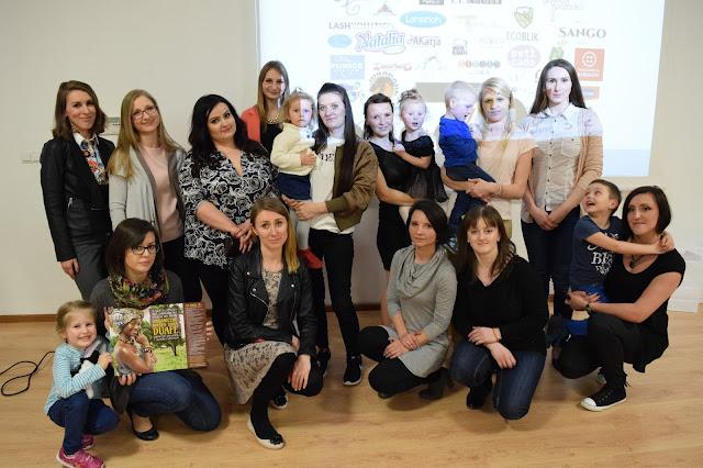Czas blogujących mam - spotkanie w Lublinie