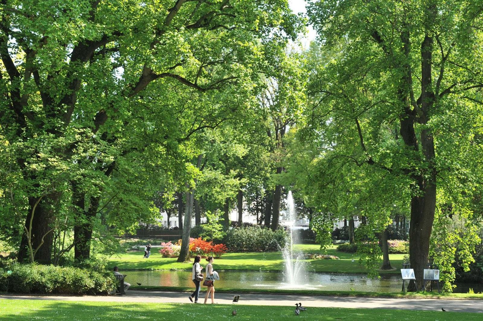 The Pingsh Blog: jardins secrets.