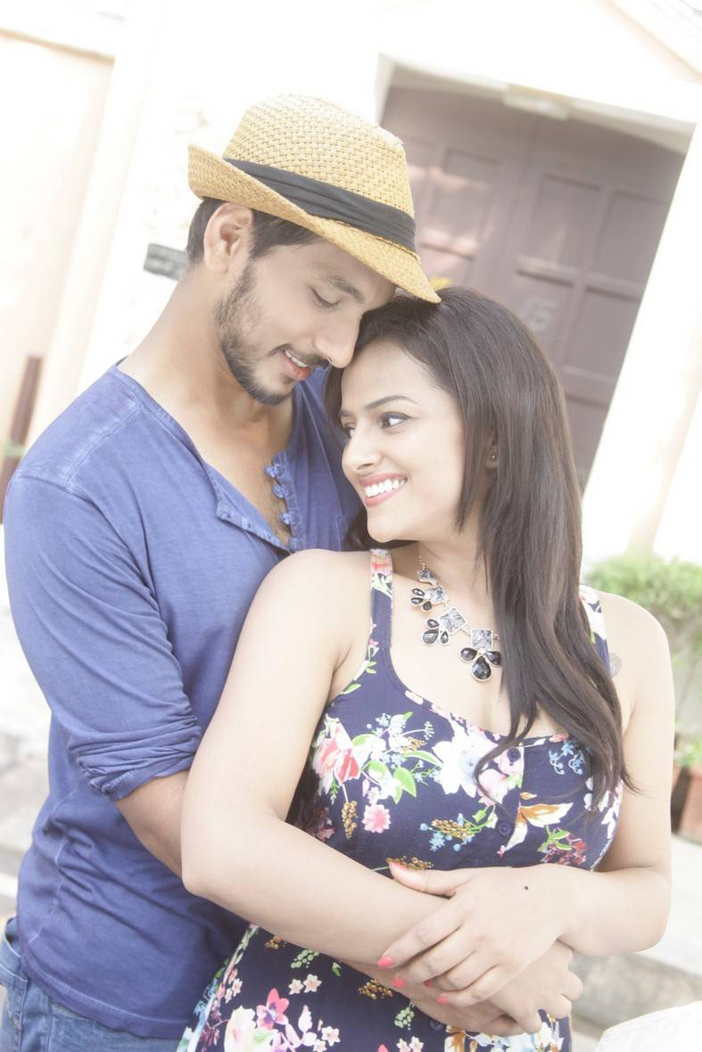 Shraddha Srinath-Ivan Thanthiran Movie Latest Stills