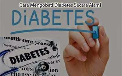 Cara Mengobati Diabetes Secara Alami