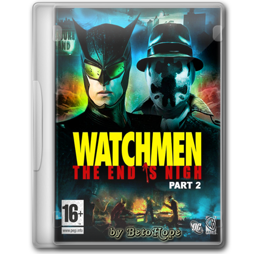 Watchmen The End is Nigh Part 2 Full Español
