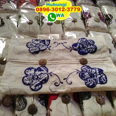souvenir tempat tissue surabaya 50900
