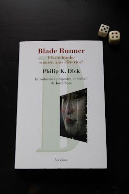 """Eine katalanische Ausgabe von Philip K. Dicks """"Blade Runner"""""""
