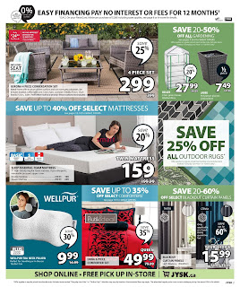 JYSK Flyer Bed Bath Home valid September 19 - 25, 2019
