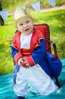 fantasia pequeno principe