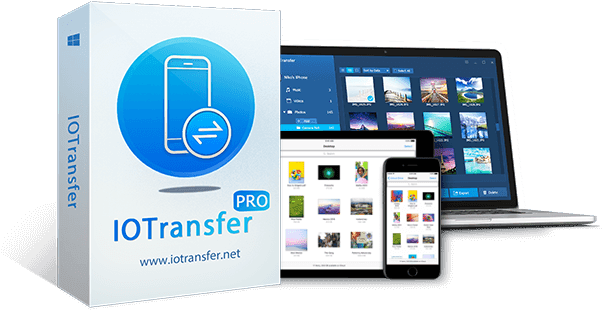IOTransfer Pro [Transfer Your Files Across Devices]