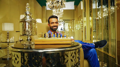 Ajinkya Rahane Rajasthan Royals HD Images Download