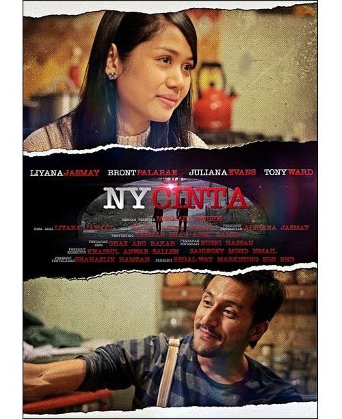 Sinopsis telefilem New York Cinta siaran Astro, pelakon dan gambar telefilem New York Cinta