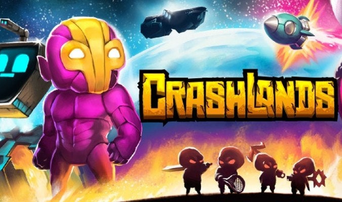 Game Offline Android Terbaik - CrashLands