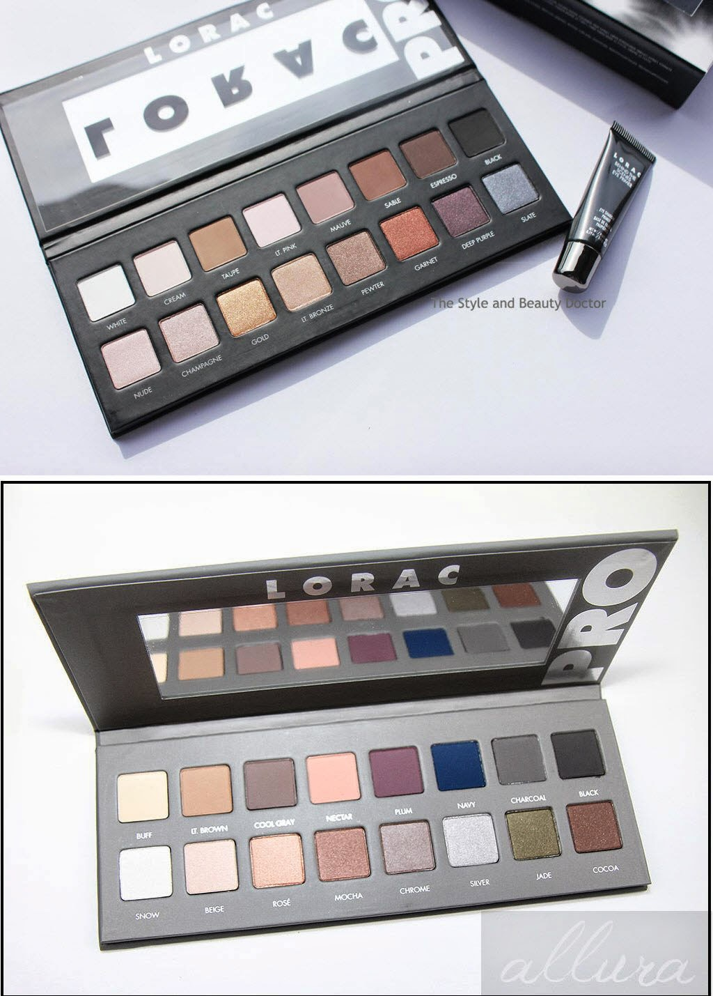 Lorac Pro To Go Professional Eye Collection Review: Beauty Marker: Current Makeup Cravings