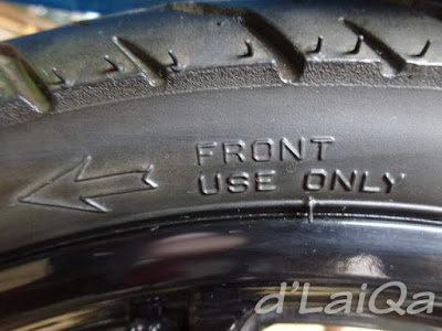 FRONT USE ONLY