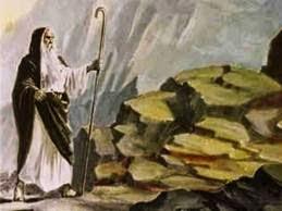 ISRAEL HABLA CONTRA DIOS Y CONTRA MOISÉS