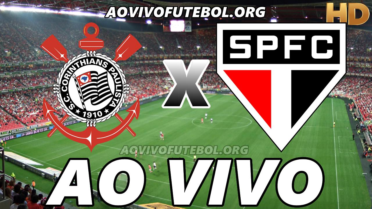 Corinthians x São Paulo Ao Vivo na TV HD