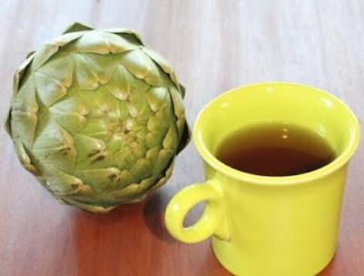 Bebida de alcachofas y pomelo para adelgazar