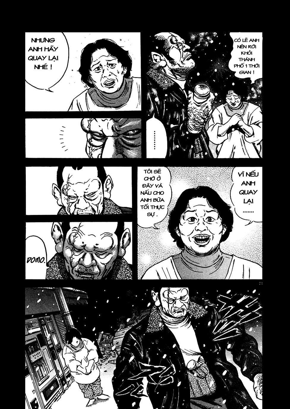 Oyaji chap 13 trang 21