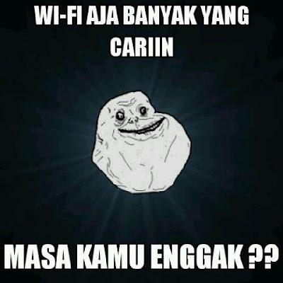 11 Meme Pencari Wifi Ini Kocak Banget, Fakir Wifi Wajib Liat Nih!