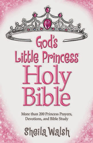 God's Little Princess Holy Bible cover' /></a></div> <div class=