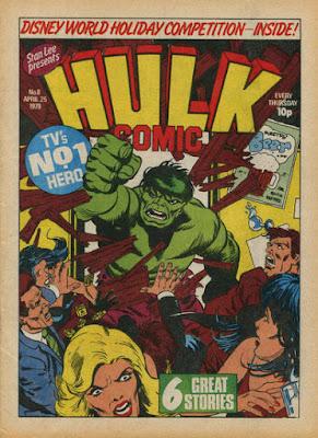 Hulk Comic #8