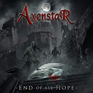 "Το τραγούδι των Axenstar ""Honor And Victory"" από το album ""End of All Hope"""