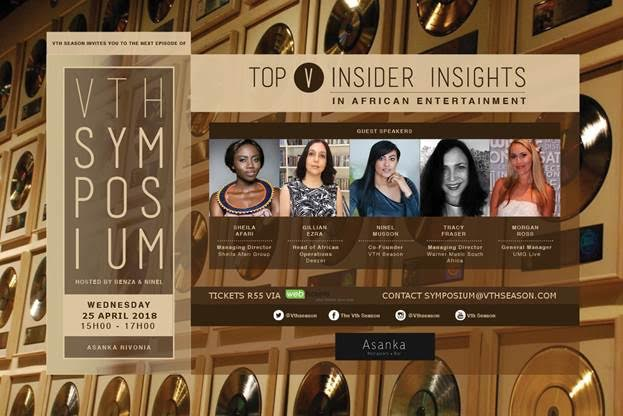 Vth Season Set To Host VTHSymposium Insider Insights In African Entertainment