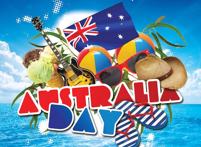 Australia Day Wallpaper 2017