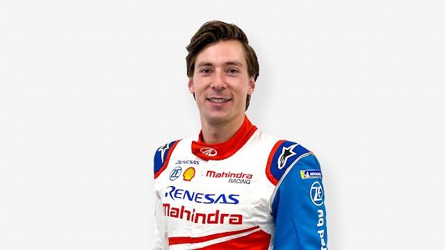 ALEX LYNN JOINS MAHINDRA RACING.