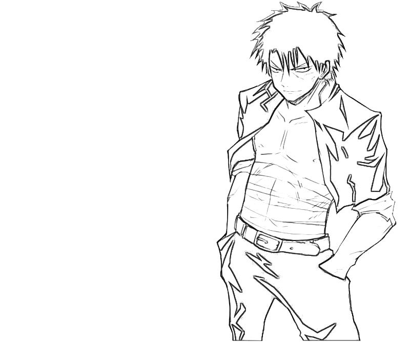 oga coloring pages - photo #1
