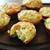 Quy trình làm bánh Muffin bí xanh vị bơ thơm ngon