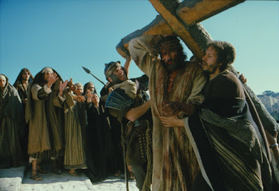 The Passion of the Christ Jim Caviezel Image