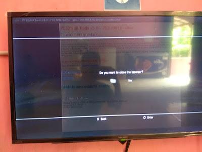 Mengubah PS3 OFW Menjadi PS3 HAN Offline 18