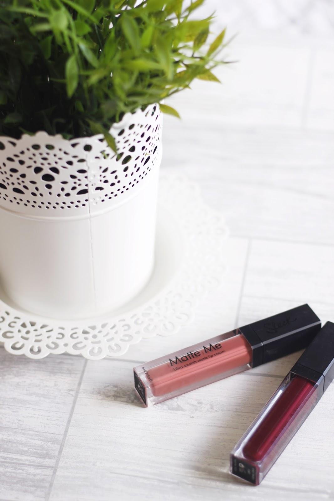 See The Stars - Sleek Matte Lip Cream Review