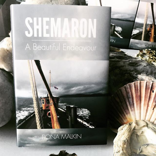 Shemaron: A Beautiful Endeavour Fiona Malkin @ShemaronWistaria