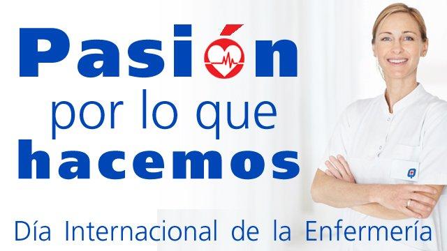 12 de mayo Día Internacional de la Enfermería 2016