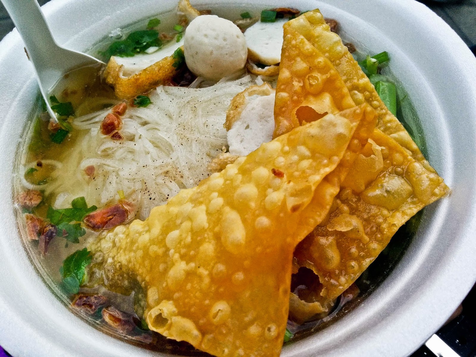 Fish Pho Vietnam
