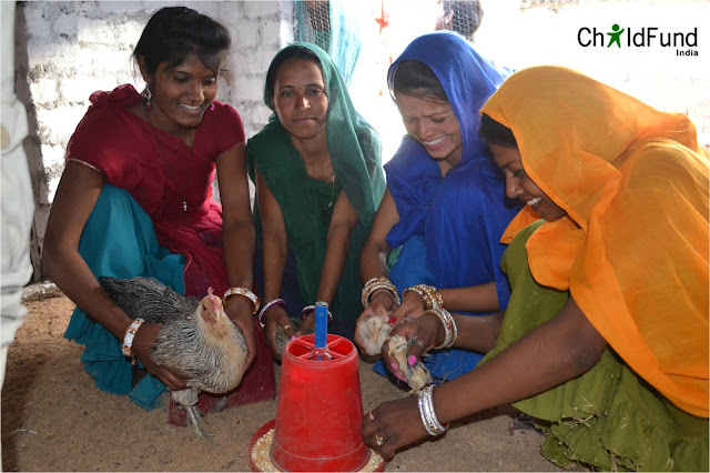 ChildFund India and Citi Foundation trains nearly 500 tribal women to be Entrepreneurs