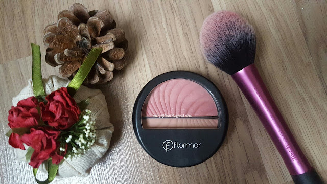 Flormar Blush-on Pembe Bronz Allık