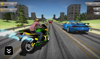highway moto traffic rider 3d android apk mod data download new latest version 3.jpg