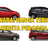 Senarai Harga Kereta Perodua 2020