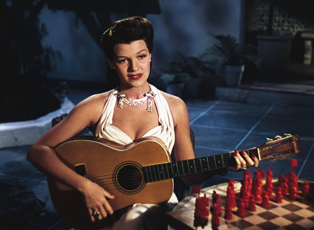 Rita Hayworth in Blood and Sand (1941)