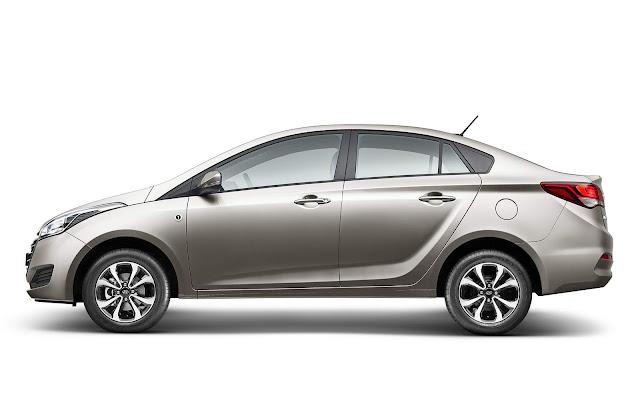 Hyundai HB20S 2019 1.6 Automático 1 milion